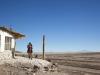 No es Marte... es un amanecer en el Salar de Uyuni, Bolivia