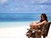 No todo iba a ser penar. Aquí, en Denis Island, una isla privada en las Seychelles