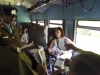 En tren por Sri Lanka. Qué país precioso y qué gente increíble