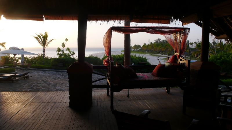 Matemo Resort en las Quirimbas
