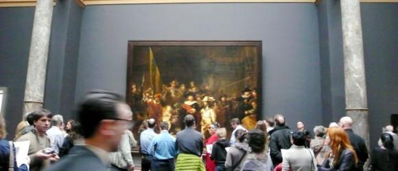 Galería de Honor, Rijksmuseum, Ámsterdam
