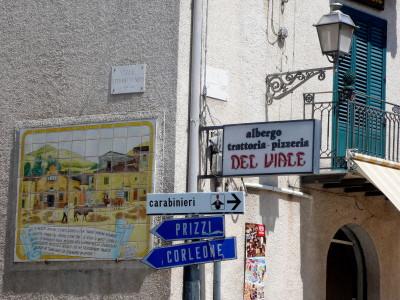 """Rumbo a los pueblos """"mafiosos"""" Sicilia"""