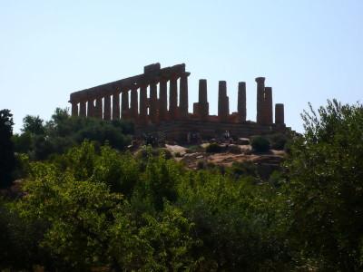 Los templos de Agrigento