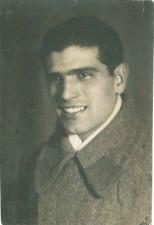 El tío Alejandro en plena juventud.