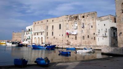 Monopoli, Otranto, Polignano a Mare, Trani, Gallipoli... dificil escoger entre sus escondites marineros.