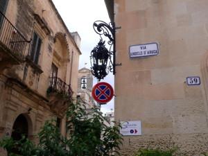 Arte barroco sobre todo en Lecce, Gallipoli y Galatina (en la imagen).