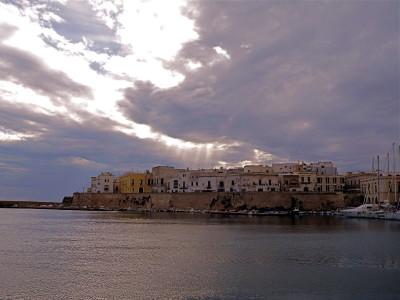 Imposible no enamorarse de la isla amurallada de Gallipoli.