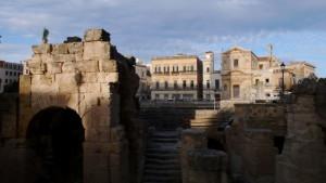 Los restos romanos y el barroco son los que mandan en la monumental Lecce.