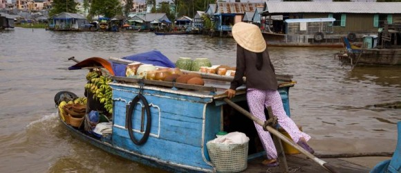 Delta del Mekong, Vietnam