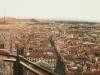 Con Florencia a los pies desde lo alto del Duomo