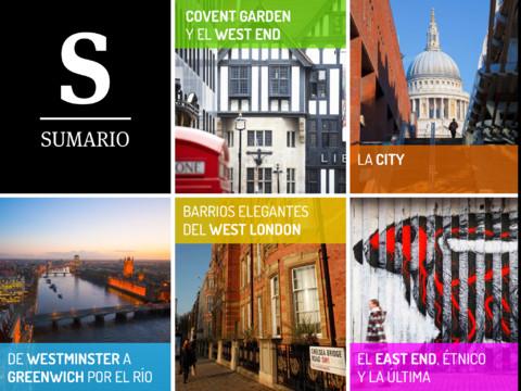 Guía gratuita de Londres para Skpa