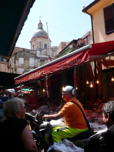 El mercado de Palermo