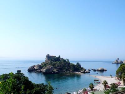 Isola Bella, en Taormina