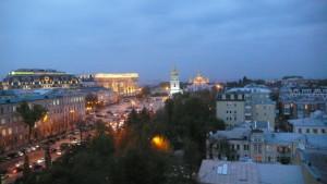 Avenidas del Kiev actual