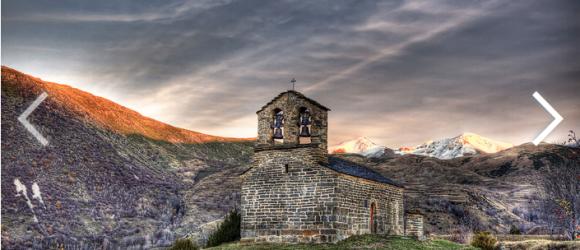 Valle de Boí, Pirineo Catalán1